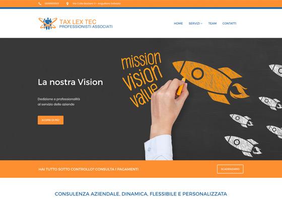 Toga design progettazione grafica e web design home for Design sito